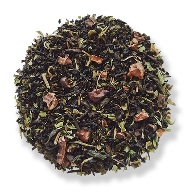 Cocoa Mint Tea from The Jasmine Pearl