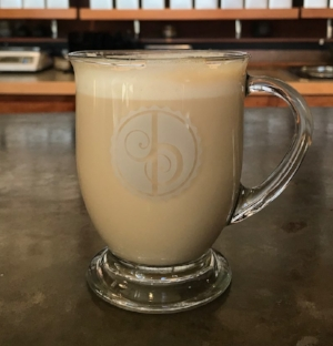 Ginger Chai Latte